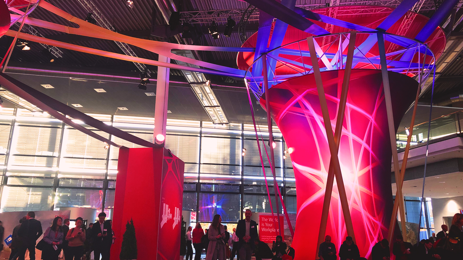 Fujitsu Forum 2018: A Tale of Two Sides